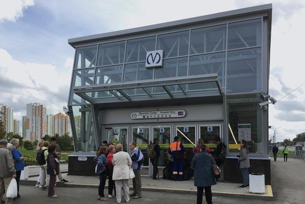 Как Беглов решил не открывать триновые станции метро