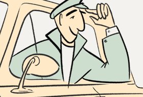 Московские таксисты— опассажирах, политике, платной парковке ипланах набудущее