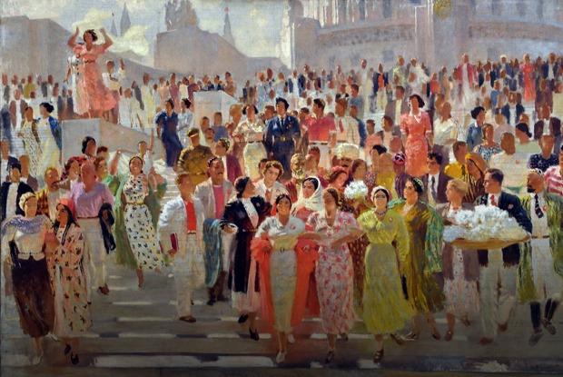 16 выставок осени в Петербурге