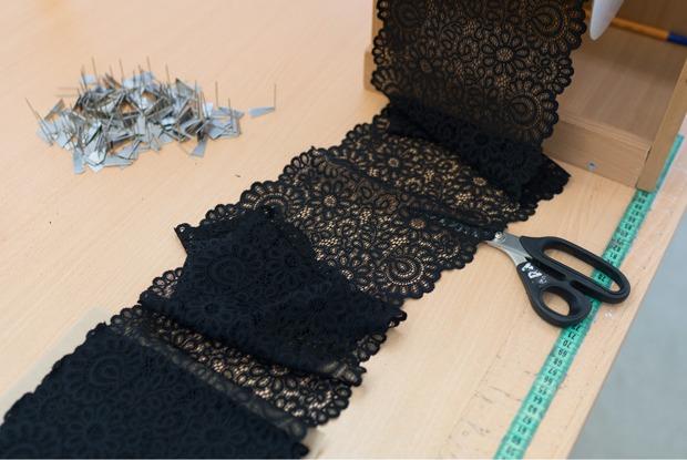 Как шьют женское бельё