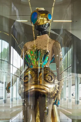 На«Воробьевых горах» открылась выставка вчесть 50-летия Большого Московского цирка