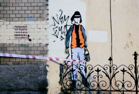 Почему в Петербурге закрашивают красивые граффити, а не рекламу наркотиков?