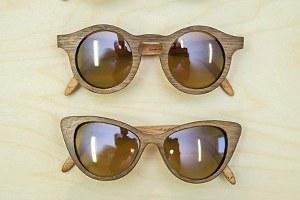 Деревянное и стеклянное: Почему солнечные очки Woodeez продаются даже зимой
