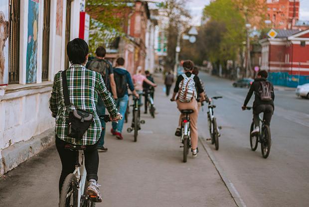 Прогулка с ветерком: где арендовать велосипед в Нижнем Новгороде