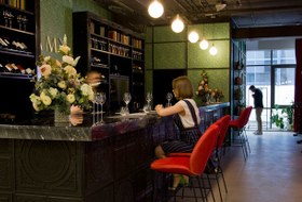 Новое место: Винный бар Amy Wine House