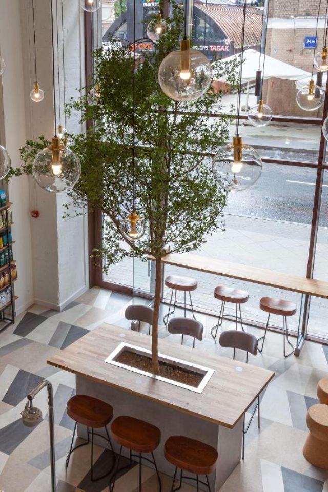 На Мясницкой открылась кофейня финской компании Paulig