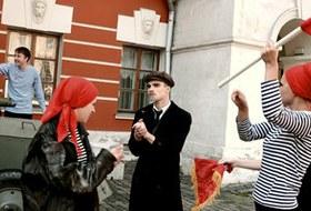 Ленин — гид: Экскурсия по советской Москве