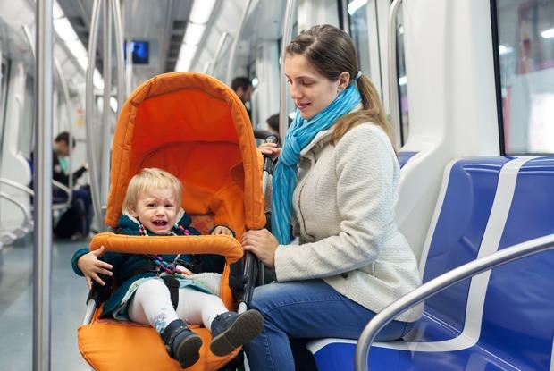 Мамы с колясками— оновых правилах Минтранса