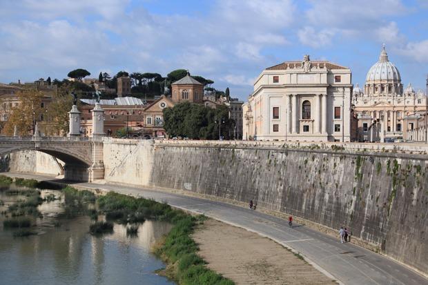 10мест вРиме, куда ходят сами римляне