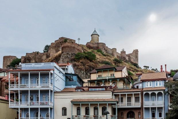 Сколько стоит жизнь вТбилиси