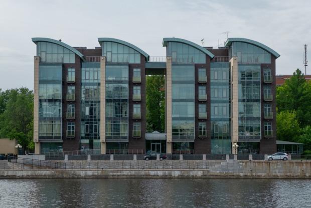 На Неве: 10 самых заметных новых домов у воды в Петербурге