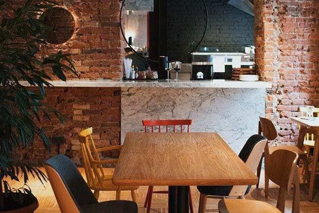 12 новых кафе, баров иресторанов февраля