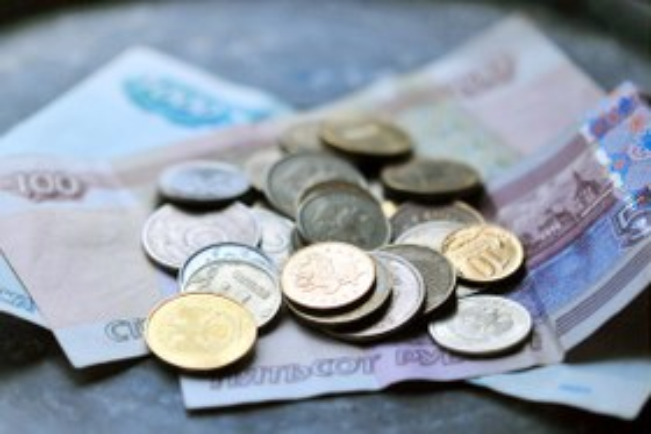 Прыжок вбесконечность: Как падал рубль