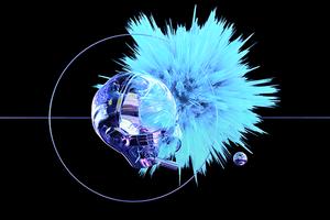 Небо, которое можно потрогать, и VR-храм во всех подробностях