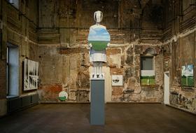 Художник Егор Плотников — про роль пейзажа в современном искусстве, поиск натуры и выставку «Вычитания» в FUTURO