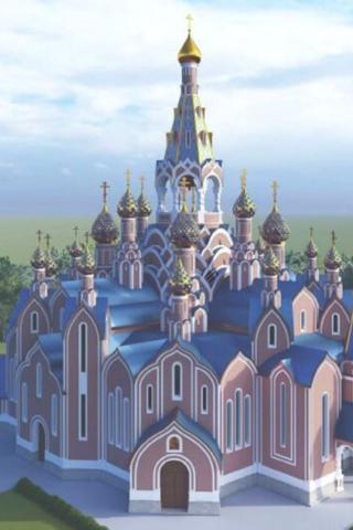 РПЦ показала, как может выглядеть новый храм при МГУ