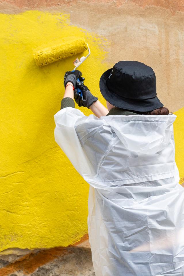 «Стенограффия» ищет дворы для создания уличных работ