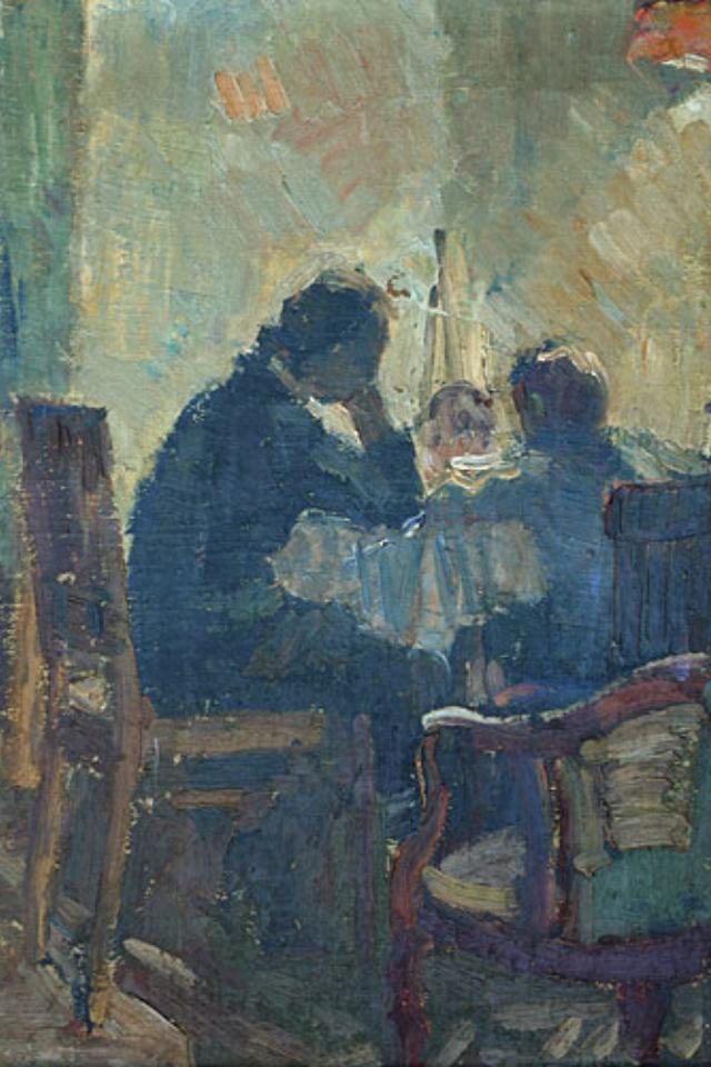 Вгалерее «НаШаболовке» с3марта пройдет выставка ожизни еврейского общества вдовоенном СССР