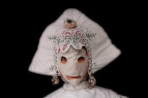 Текстильная скульптура и десятки глаз в инстаграме тагильской художницы Алисы Горшениной