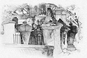 Старое Донское кладбище