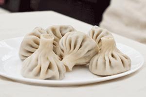 Рецепты шефов: Хинкали с грибами