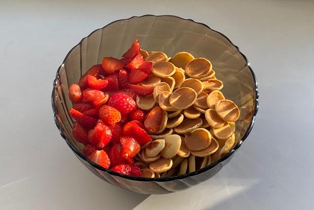 Микропанкейки ибекон изморкови: Редакция повторяет рецепты изTikTok
