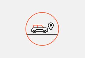 В Госдуме отказались от штрафов за парковку с закрытыми номерами