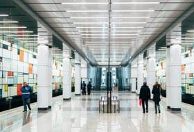 Как устроена новая станция метро «Румянцево»