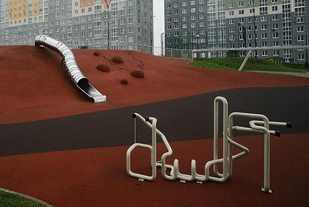 10 лучших детских площадок