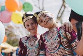 Как прошел День мыльных пузырей в Иркутске