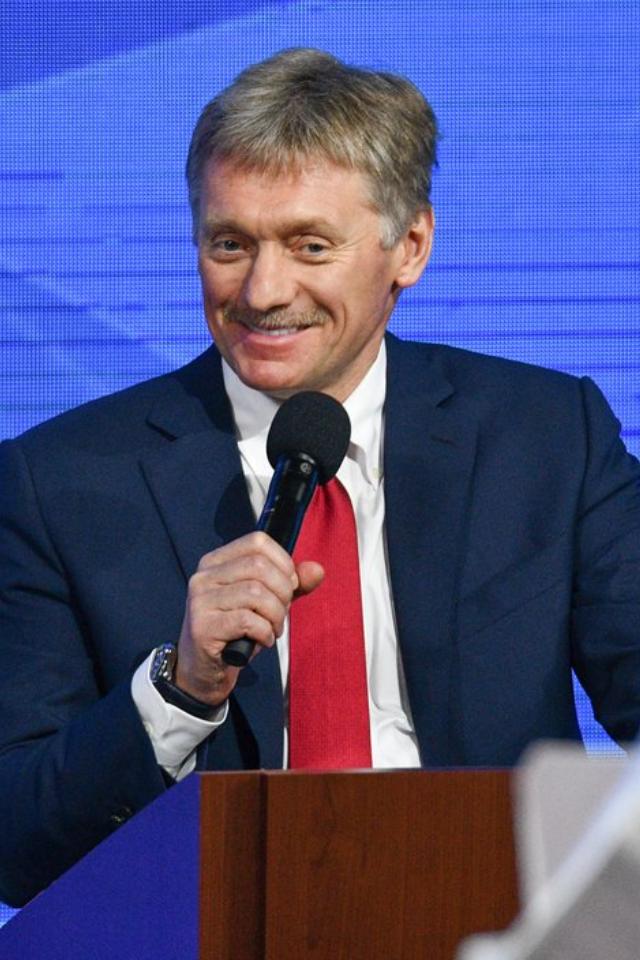 Дмитрий Песков — озапрете врачам публично говорить окоронавирусе