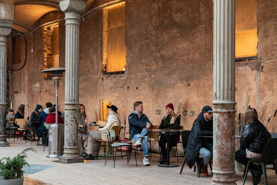 «Третье место»: Как будет устроено общественное пространство в особняке Лопухиных-Нарышкиных вПетербурге