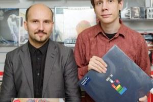 Какгеограф извукорежиссёр открыли магазин виниловых пластинок