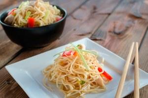 Ланч-бокс: Несложные рецепты обедов, которые можно взять с собой