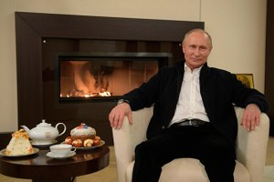 «Живой энергии ненаблюдаю»: Дизайнер интерьеров комментирует обстановку вкабинете Путина