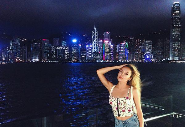 «Я переехала жить в Китай»
