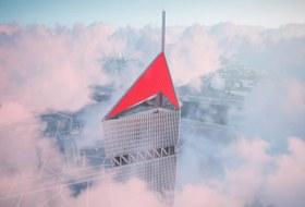 Посмотрите на будущую штаб-квартиру «Роскомоса» высотой 248 метров