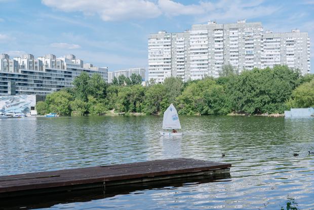 Городской яхтинг: Гдеикак заниматься паруснымспортом вМоскве