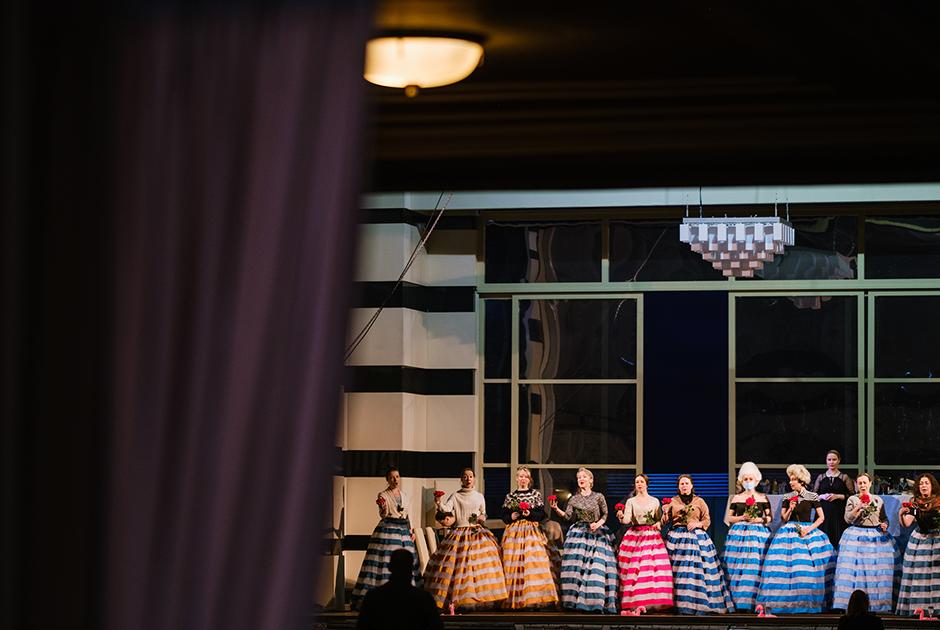 Как устроена опера «Свадьба Фигаро» в театре имени А.С. Пушкина