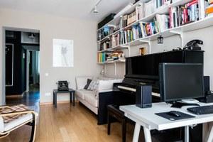 Квартира для молодой семьи вбывшей коммуналке