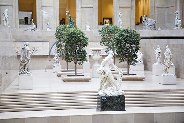 В греческом зале: Что публикуют вInstagram самые известные музеи мира