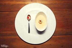 Рецепты шефов: Чаван-муши с икрой и молоками