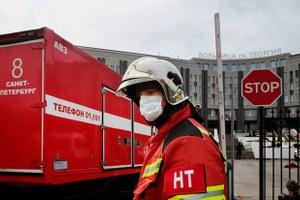 В петербургской больнице произошел пожар, пять пациентов погибли. Вот что об этом известно