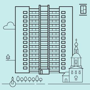 Где ты живёшь: Гид помосковским многоэтажкам
