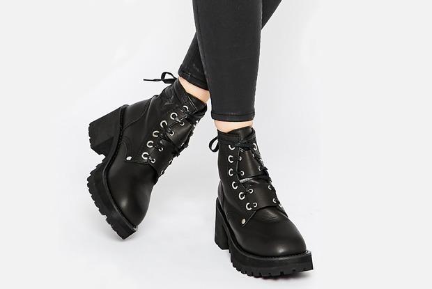 33 пары женской обуви на зиму