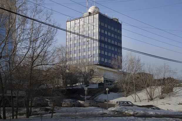 «Я работаю в здании Метеоцентра с красным шаром на крыше»