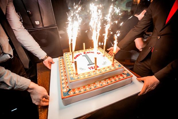 Ресторан Barceloneta отметил день рождения