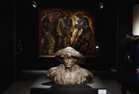 Выставка «Горький. Модернизм» в Арсенале