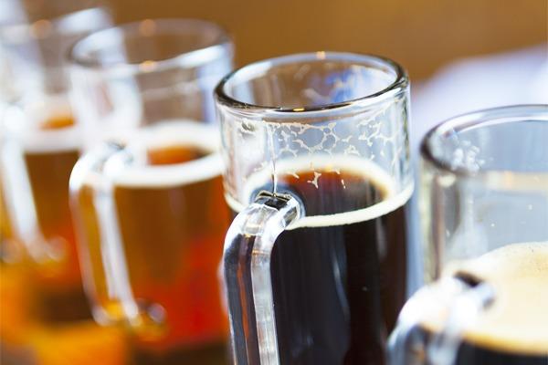 Крафтовое пиво вМоскве иПетербурге
