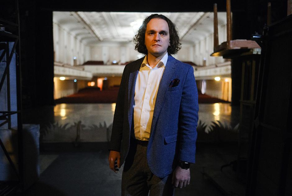 Новый главный дирижер оперного театра – о правилах работы в оркестре и о том, чего не прощает зритель